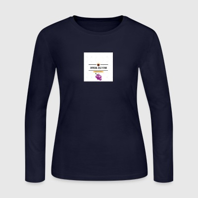 JELLY FAM 2 - Women's Long Sleeve Jersey T-Shirt