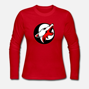 Coyote COYOTE - Women's Long Sleeve Jersey T-Shirt