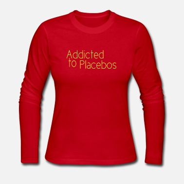 Addicts Addicted - Women's Long Sleeve Jersey T-Shirt