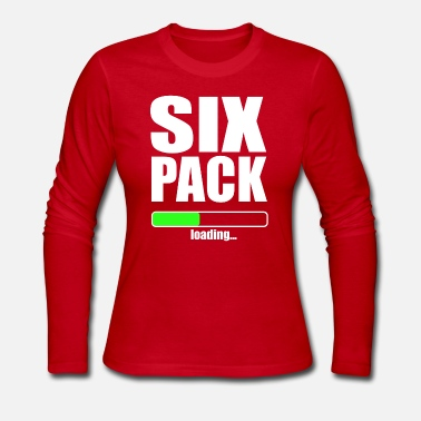 Sixpack Sixpack - loading... - Women's Long Sleeve Jersey T-Shirt