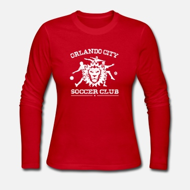 Football Club Orlando City Football Club - Women's Long Sleeve Jersey T-Shirt
