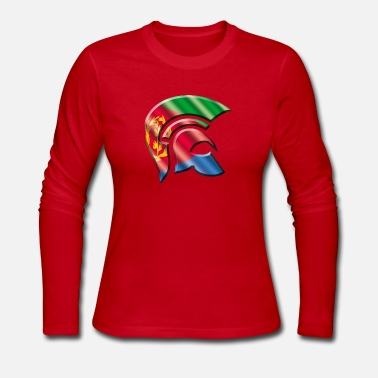 Eritrea Eritrea - Women's Long Sleeve Jersey T-Shirt