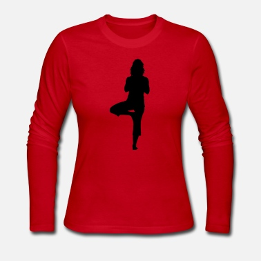 Female female - Women's Long Sleeve Jersey T-Shirt