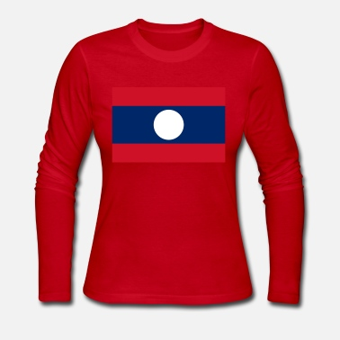 Laos laos - Women's Long Sleeve Jersey T-Shirt