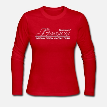 Motor Race Motor Racing - Women's Long Sleeve Jersey T-Shirt