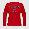 Deep Condition and Chill - Women's Long Sleeve Jersey T-Shirt
