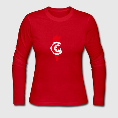 Turkey - Women's Long Sleeve Jersey T-Shirt
