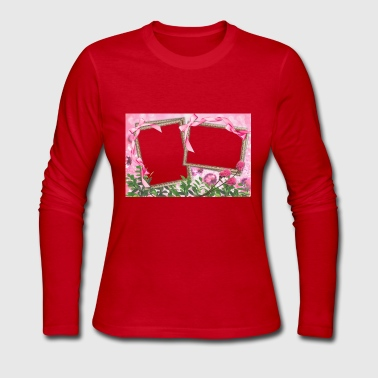 Decorate 1 - Women's Long Sleeve Jersey T-Shirt