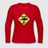 caution only 69 adult sex deposit - Women's Long Sleeve Jersey T-Shirt