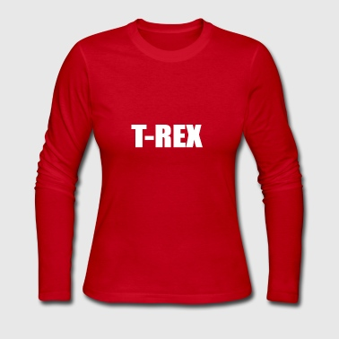 TREX - Women's Long Sleeve Jersey T-Shirt