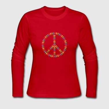 Communism community - Women's Long Sleeve Jersey T-Shirt