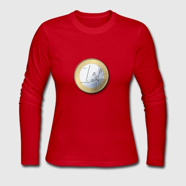 Euro Euro - Women's Long Sleeve Jersey T-Shirt