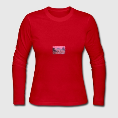 Mount Fuji - Women's Long Sleeve Jersey T-Shirt