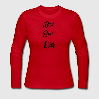 Son - Women's Long Sleeve Jersey T-Shirt