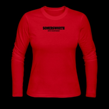 NEW HAMPSHIRE SOMERSWORTH US EDITION - Women's Long Sleeve Jersey T-Shirt