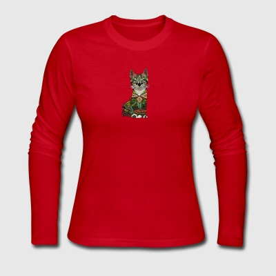 pixiebob kitten - Women's Long Sleeve Jersey T-Shirt