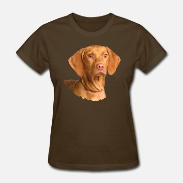 Vizsla Puppies Vizsla  - Hungarian pointer puppy  - Women's T-Shirt