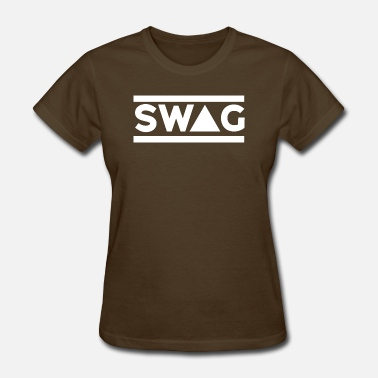 Gangster Swag Swag - Women's T-Shirt