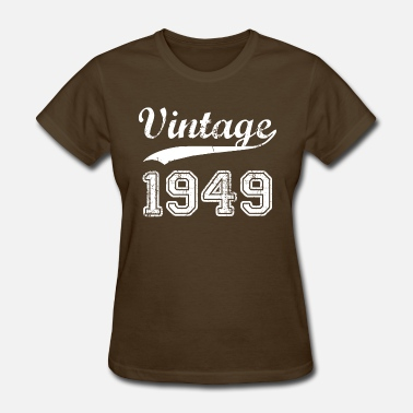 Made 1949 1949 - Women's T-Shirt
