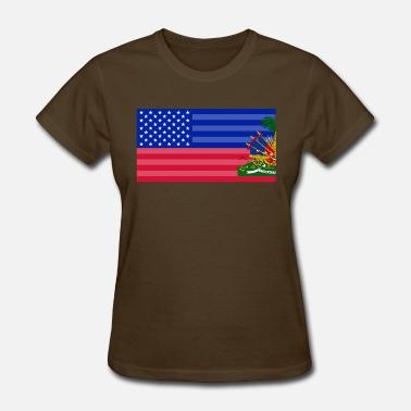 Shop Haitian Flag T Shirts Online Spreadshirt