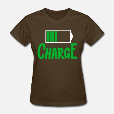 Fille Fill Charge - Women's T-Shirt