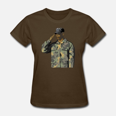 Us Army Soldier US Soldier America US Army - Women's T-Shirt