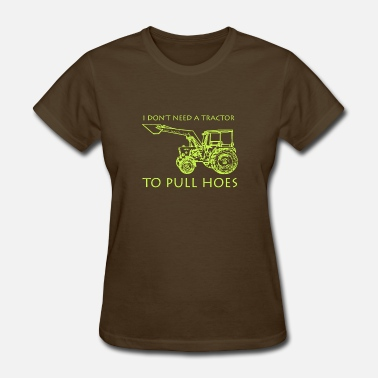 Tractor Lover Tractor Pulling Farm Lover - Women's T-Shirt