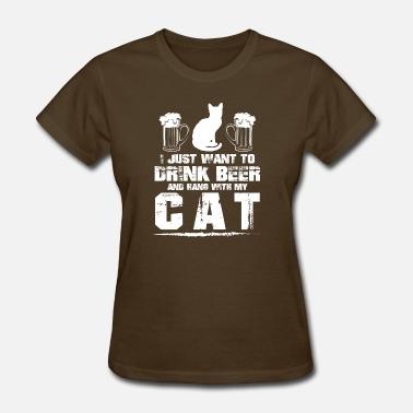 9fbf9611162 Catfish Funny Funny Novelty Gift For Cat Lover - Women  39 s T-. Women s T- Shirt