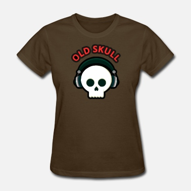 Old Skull Old Skull - Women's T-Shirt