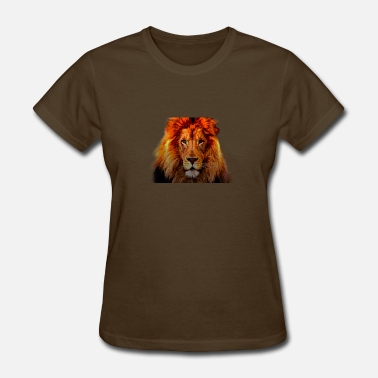 Invicta Posterized Lion Design - Women's T-Shirt