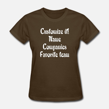 Toddler Customized Customize it - Women's T-Shirt