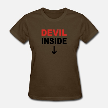 Devil Male DEVIL - Women's T-Shirt
