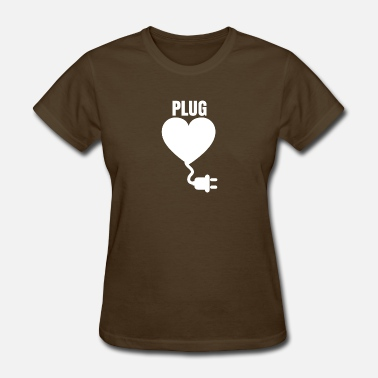 Plug-in PLUG - Women's T-Shirt