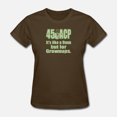 Exceptions Except for Grownups - Women's T-Shirt
