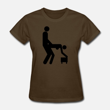 Sexual Positions Sex positions - Women's T-Shirt