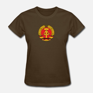 East Germany National Coat Of Arms Of East Germany - Women's T-Shirt