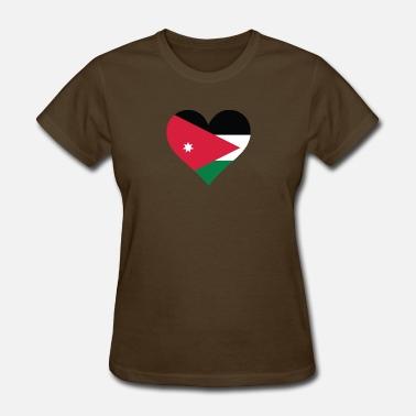 8d3a69691b3f05 Jordan Football A Heart For Jordan - Women  39 s T-Shirt