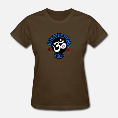 Yoga Gear The Grateful Yoga Logo Gear - Women's T-Shirt