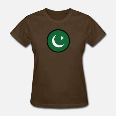 Pakistan Middle East In Sign Of Pakistan - Women's T-Shirt