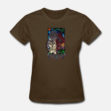 Red Guardian Guides and Guardians - Women's T-Shirt