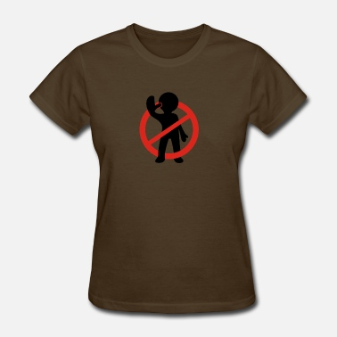 Funny Signs Sign - Women's T-Shirt