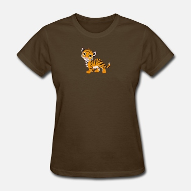 Tiger Dream Tiger - Women's T-Shirt