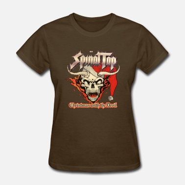 Spinal Tap Spinal Tap band tour - Women's T-Shirt