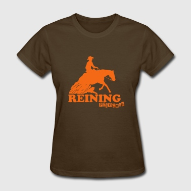 Reining Princess Wsternriding - Women's T-Shirt