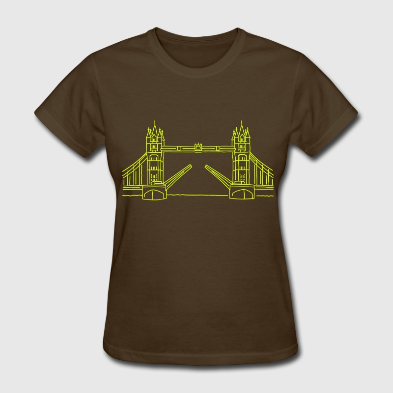 London Tower Bridge - Women's T-Shirt