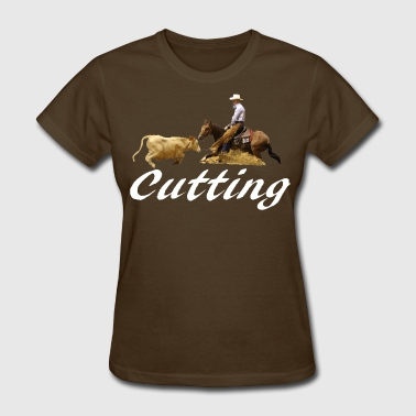 Cutting Horse Cutting Horse - Women's T-Shirt