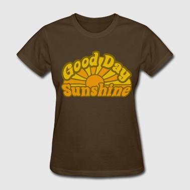 Sunshine Retro - Women's T-Shirt