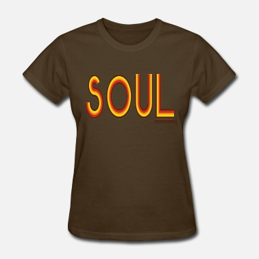 Graffiti Soul SOUL - Women's T-Shirt