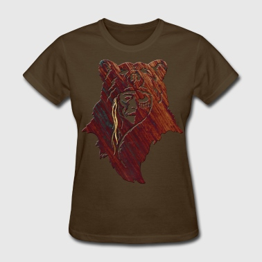 native - Women's T-Shirt
