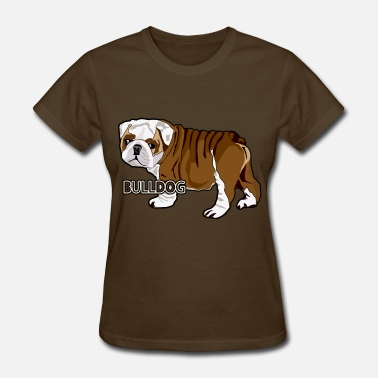 Puppy Bulldog Bulldog Puppy - Women's T-Shirt